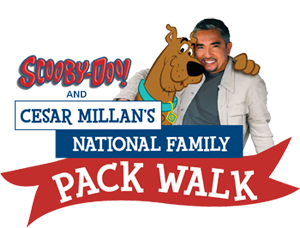2nd Annual National Family Pack Walk Logo