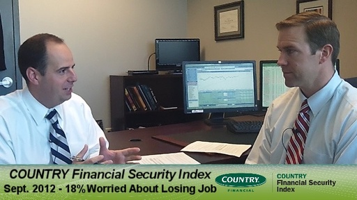 Watch: COUNTRY Financial  survey shows nearly one in five Americans are worried about job loss over the next 90 days. Check out these tips to help build your savings in case you become unemployed.