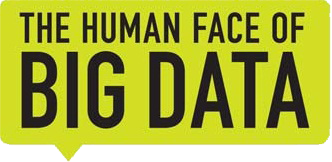 The Human Face Of Big Data logo