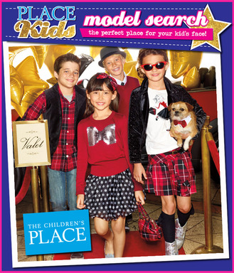 The Children's Place launches model search