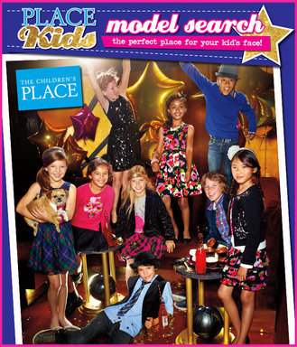 PLACE Kids Model Search