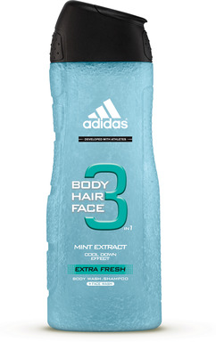 adidas 3-in-1 Hair, Face & Body Wash