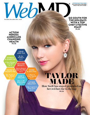 WebMD the Magazine Nov/Dec  2012 Issue