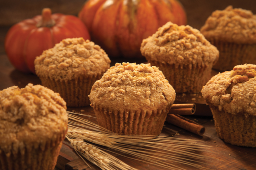 Mimi's Pumpkin Spiced Muffin