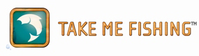 Take Me Fishing logo