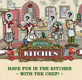 Cook up fun in the kitchen with the Chef Boyardee ME! Recipe Card and share it with your friends and family.