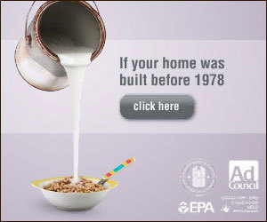 Lead Paint Cereal