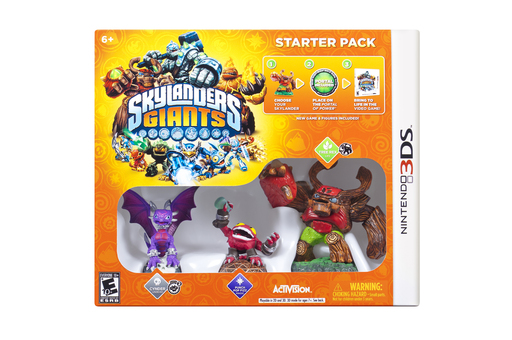 Skylanders Giants 3DS Starter Pack