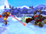58555-skylanders-giants-bouncer-and-tree-rex-pvp-battle-arena-icicle-isle-sm