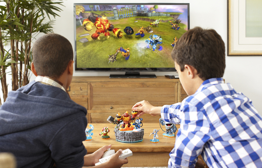 Skylanders Giants Lifestyle Photo