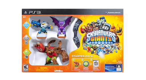Skylanders Giants PS3 Starter Pack