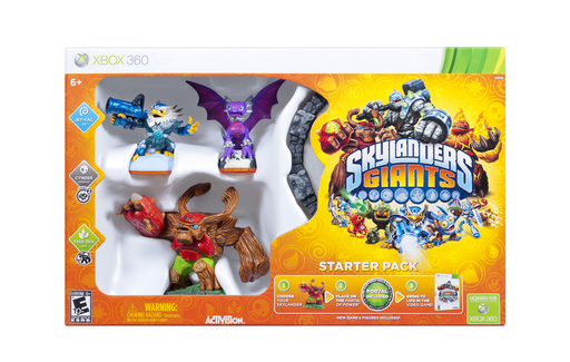 Skylanders Giants Xbox 360 Starter Pack