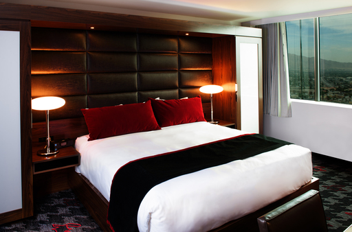A separate sleeping area with plush, king-sized bed, flat-screen and lavish bathroom offer a private escape in each of the 14 new luxury suites.