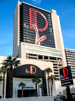 The D Las Vegas  Delivers Fresh, Energetic Attitude and Fun Atmosphere to downtown Las Vegas.