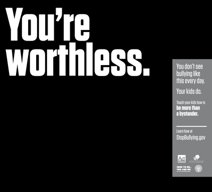 You're Worthless