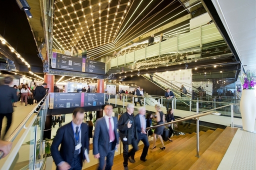 Over 6,000 trade visitors flocked to the TFWA World Exhibition