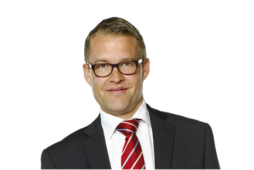 Jakob Riis, executive vice president Global Marketing, Novo-Nordisk