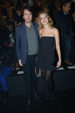 Natalia Vodianova and Antoine Arnaud