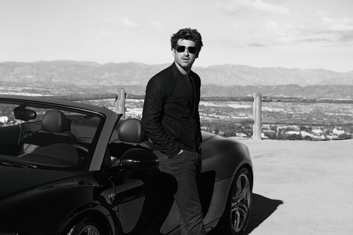 Copyrights: Peter Lindbergh for Silhouette  Photographe : Peter Lindbergh www.peterlindbergh.com Acteur : Patrick Dempsey