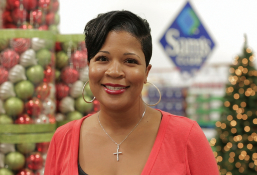 "Off the Field President and philanthropist Ericka Lassiter has partnered with Sam's Club to be a holiday ""Cheer Guide"""