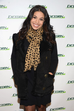 "Jordin Sparks in NYC teams up with Excedrin® Migraine to launch ""Managing Migraines: Know Your Triggers. Know Your Treatment."" campaign about the importance of tracking migraine triggers."