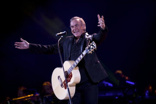 "Grammy and Golden Globe Award-winning musician and songwriter Neil Diamond will be nationally debuting ""Freedom Song (They'll Never Take Us Down)"" on the 33rd annual broadcast of A CAPITOL FOURTH."