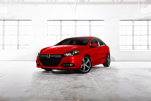 2013 Dodge Dart Aero named finalist for Green Car of the Year Award. Winner to be announced at LA Auto Show press conference on November 29th