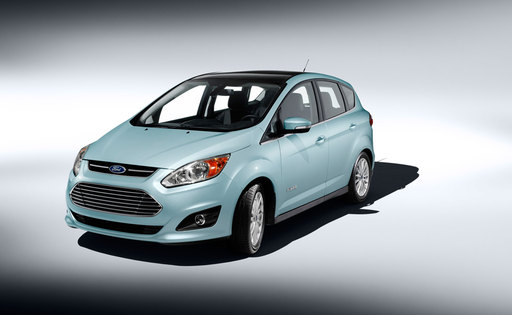 2013 Ford C-MAX named finalist for Green Car of the Year Award. Winner to be announced at LA Auto Show press conference on November 29th