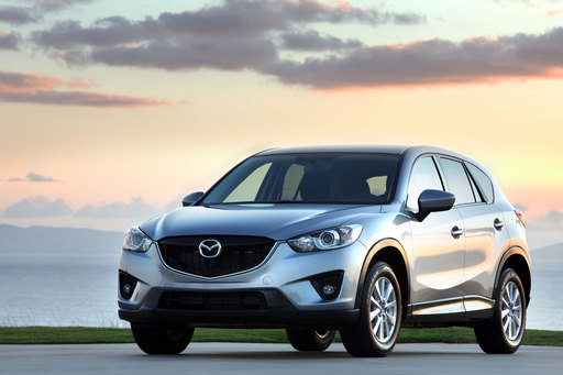 2013 Mazda CX-5 named finalist for Green Car of the Year Award. Winner to be announced at LA Auto Show press conference on November 29th