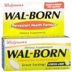 FTC Settlement with Walgreens Over False Advertising Claims Related to its Wal-born Line of Products Provides Money To Consumers.  (Wal-Born Package)