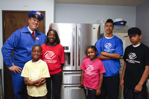Together Maytag and Boys & Girls Clubs of America help Clubs deepen their impact in the community