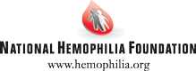 National Hemophilia Logo