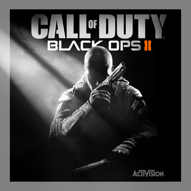 Call of Duty: Black Ops II Key Art