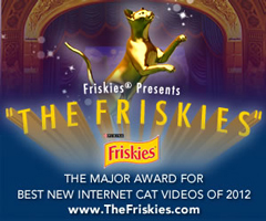 The Friskies logo