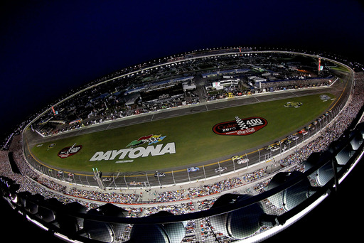 From the tri-oval of Daytona International Speedway, race fans will celebrate the Independence Day holiday with a night of exciting NASCAR racing and the largest fireworks show in the Southeast.