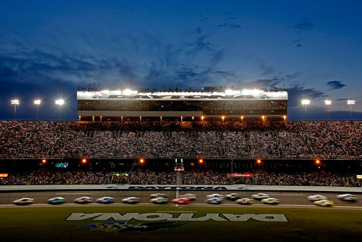 The lights will shine on thousands of race fans and the stars of NASCAR during the Coke Zero 400 Powered By Coca-Cola on Saturday, July 6 at Daytona International Speedway.