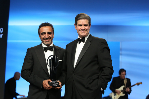 Chobani Founder Hamdi Ulukaya Named Ernst & Young National Entrepreneur Of The Year® 2012 Overall Award Winner