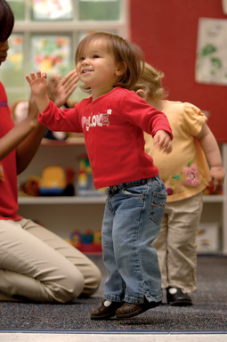 Children at Learning Care Group's Childtime, Tutor Time, Children's Courtyard, La Petite Academy and Montessori Unlimited schools nationwide are taking daily dance breaks as part of the Grow Fit program