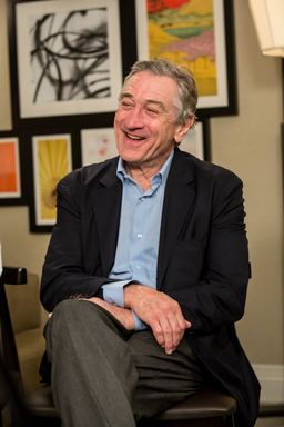 Nobu Hospitality partner and acclaimed actor Robert DeNiro marks the opening of the world's first Nobu Hotel and world's largest Nobu Restaurant and Lounge at Caesars Palace Las Vegas.