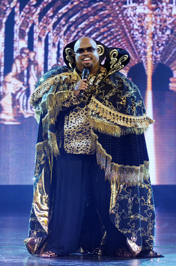 "CeeLo Green kicks off his Vegas residency with the debut of ""CeeLo Green is LOBERACE"" at Planet Hollywood Resort & Casino on March 2, 2013 in Las Vegas, Nevada. (Photo by Denise Truscello/WireImage)"