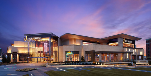 Ohio's fourth and final casino, the $400 million Horseshoe Casino Cincinnati opened to the public Monday, March 4.
