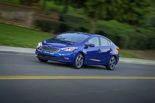 All-new 2014 Kia Forte sedan with sleek European-design offers great value