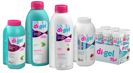 "ILEX launches di-gel to ""undo"" America's digestive troubles"