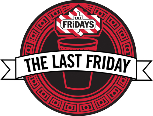 Friday's, known for celebrating the end of the work week, is throwing the ultimate end of the world party on Friday, December 21st