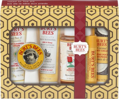 Burt's Bees Head to Toe Gift Set