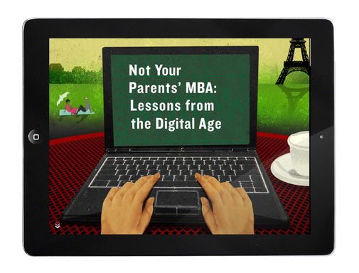 Assets Digital: Not your parents' MBA