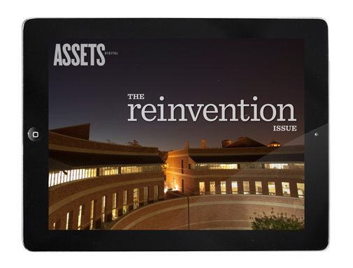 Assets Digital: The Reinvention Issue