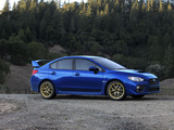 2015 Subaru WRX STI. 305-hp all-wheel-drive