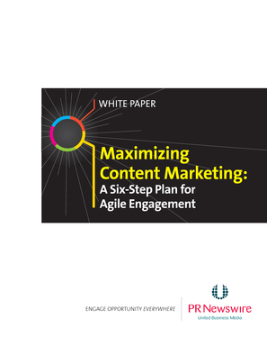Maximizing Content Marketing