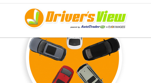 Driver's View from AutoTrader.com. Swipe to get started